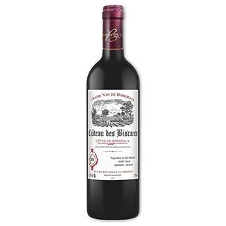 Red Wine,Château des Biscarets 碧斯卡酒堡超級波爾多紅酒