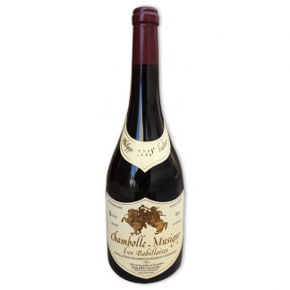 Red Wine,Chambolle-Musigny Les Babillieres 香波慕西尼貝比拉村莊級紅酒