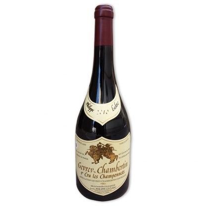 Red Wine,Gevrey-Chambertin 1er Cru Les Champonnets 哲維瑞香貝丹香波內一級園紅酒