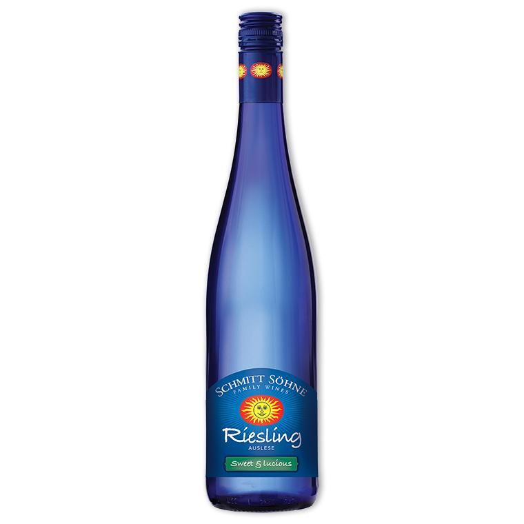 White Wine,Schmitt Söhne Riesling Auslese 藍晶麗絲玲串選晚摘甜白葡萄酒