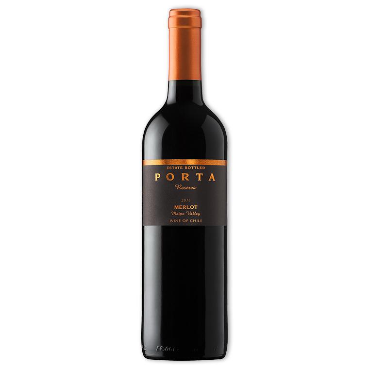 Red Wine,Porta Reserva Merlot 波塔精選梅洛紅酒