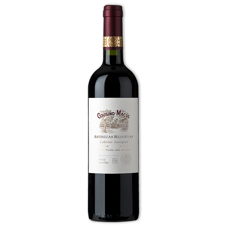 Red Wine,Antiguas Reservas Cabernet Sauvignon 安堤思老樹精選卡本內蘇維濃紅酒