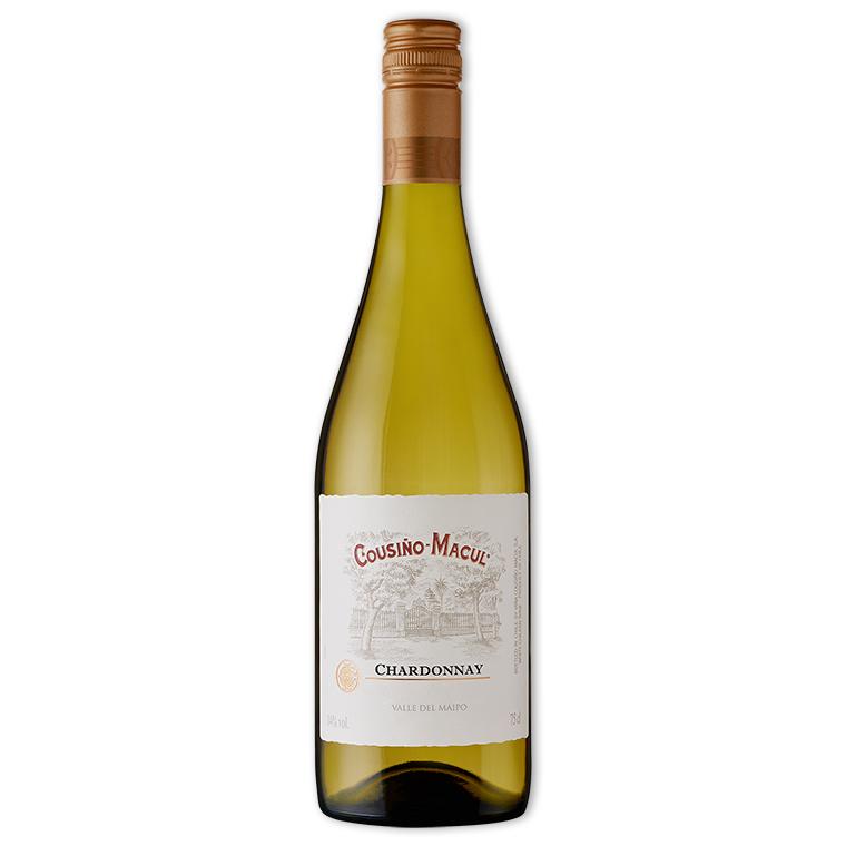 White Wine,Cousiño Macul Chardonnay 庫奇諾夏多內白葡萄酒