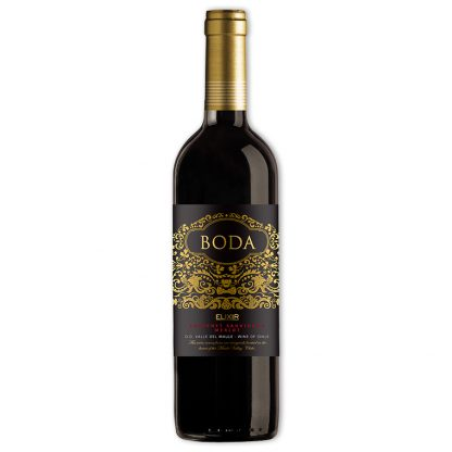 Red Wine,Elixir Boda Cabernet Merlot 湧泉寶達卡本內梅洛紅酒