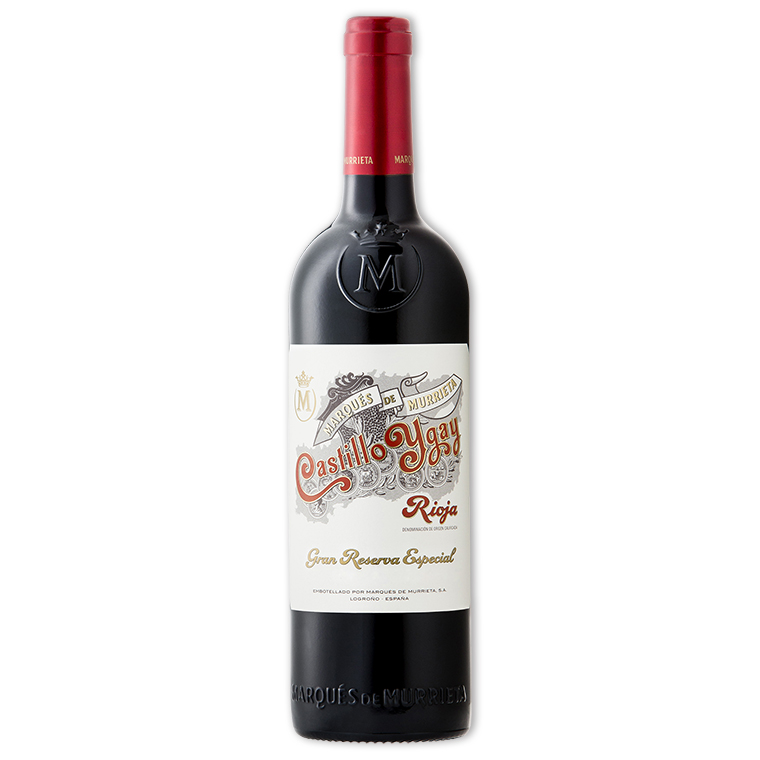 Red Wine,Castillo Ygay Tinto Gran Reserva Especial 伊格堡特級陳年旗艦紅酒