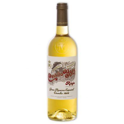 White Wine,Castillo Ygay Blanco Gran Reserve Especial 伊格堡特級陳年旗艦白葡萄酒