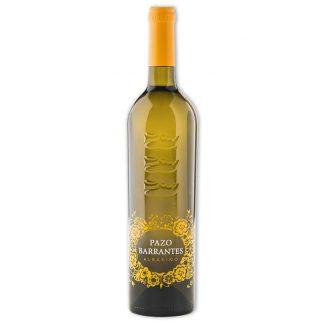 White Wine,Pazo Barrantes Albariño 貝朗特莊園阿爾巴利諾白葡萄酒