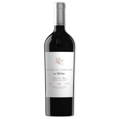 Red Wine,Parcela El Picón 碧空園旗艦紅酒