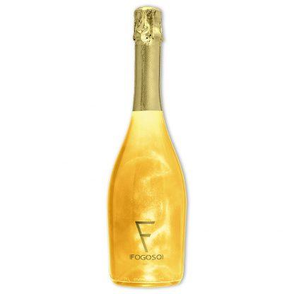 Sparkling,Fogoso Gold Citrus Flavor 花格星空分子氣泡酒迷幻金