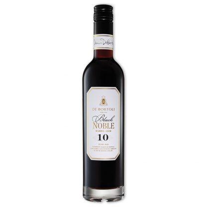 Fortified Wine,Black Noble 黑色貴族10年加烈甜酒,500mL