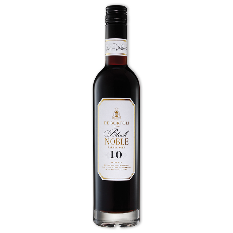 Fortified Wine,Black Noble 黑色貴族10年加烈甜酒,500mL