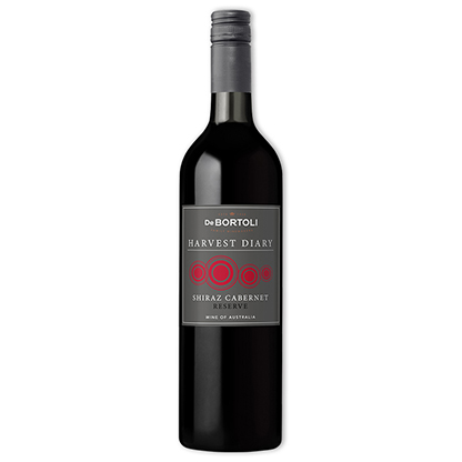 Red Wine,Harvest Diary Reserve Shiraz Cabernet 採收日記精選希哈卡本內紅酒