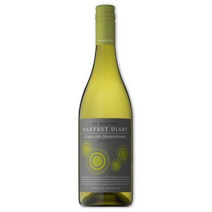 White Wine,Harvest Diary Reserve Semillon Chardonnay 採收日記精選榭蜜雍夏多內白葡萄酒