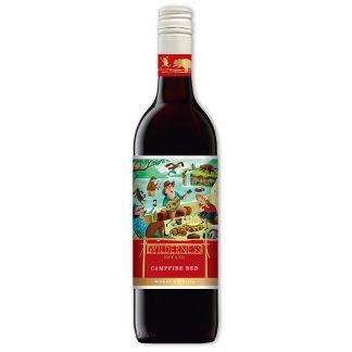 Red Wine,Wilderness Estate Campfire Red 野趣系列營火紅酒