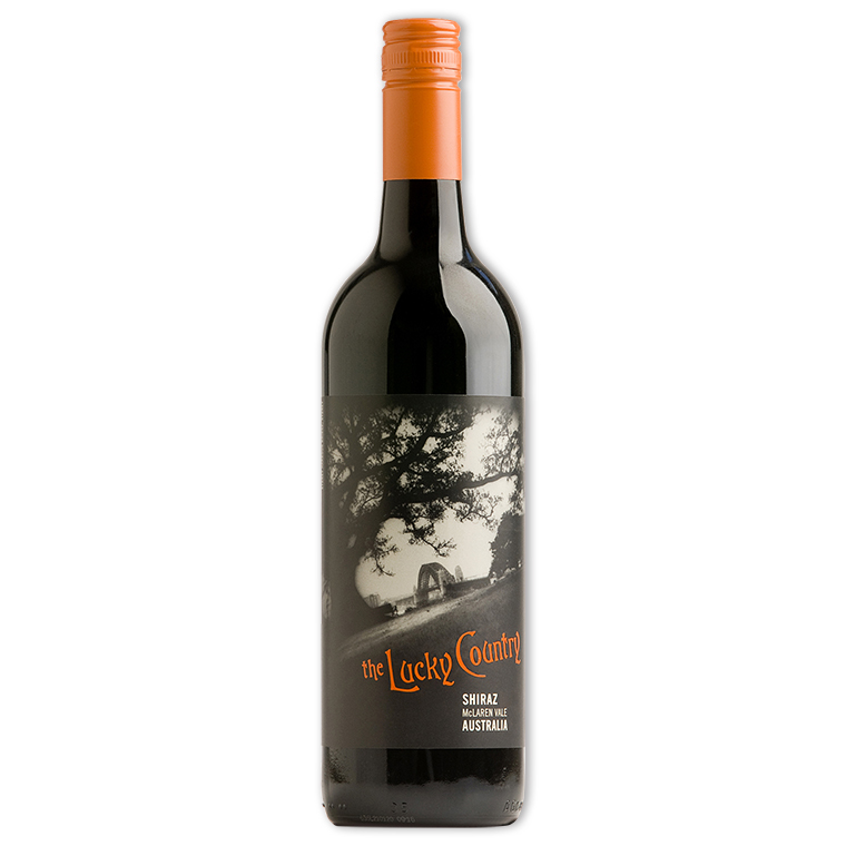 Red Wine,The Lucky Country Shiraz 幸運國度紅酒