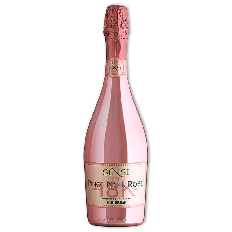Sparkling,18K Pinot Noir Rosé Brut 18K黑皮諾玫瑰粉紅氣泡酒