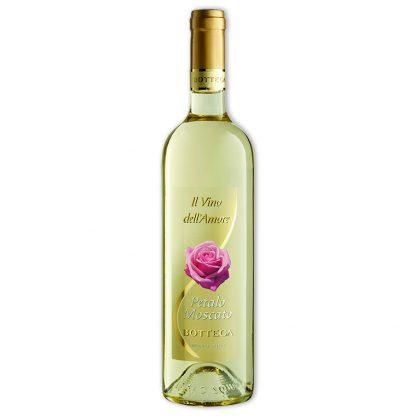 White Wine,Petalo Il Vino dell'Amore Moscato Still 寶緹嘉玫瑰蜜思嘉微甜白葡萄酒