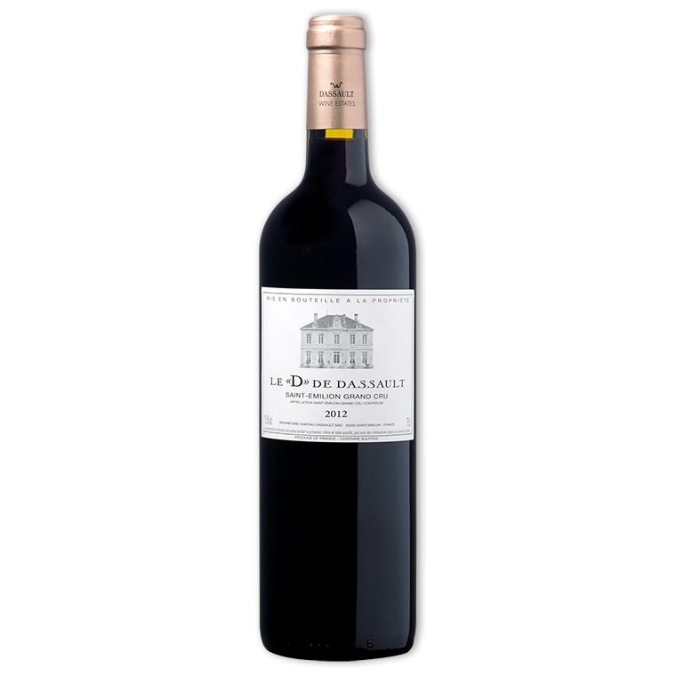 Red Wine,D de Dassault 達梭酒堡D紅酒