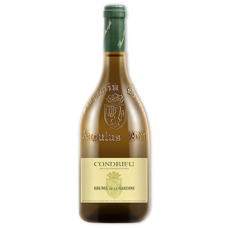 White Wine,Brunel de la Gardine Condrieu 德拉賈汀恭得里奧白葡萄酒