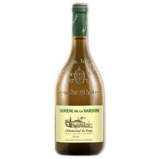White Wine,Château de la Gardine Châteauneuf-du-Pape Tradition Blanc 德拉賈汀教皇新堡經典白葡萄酒