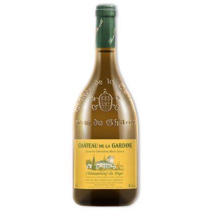 White Wine,Château de la Gardine Châteauneuf-du-Pape Générations Marie-Léoncie 德拉賈汀瑪麗里奧希世代經典白葡萄酒