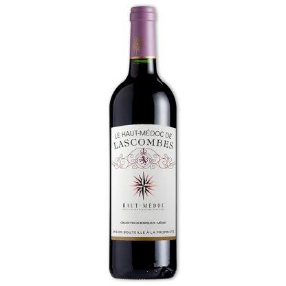 Red Wine,Haut-Médoc de Lascombes 拉斯康柏酒堡上梅多克紅酒