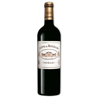 Red Wine,Lions de Batailley 巴塔葉酒堡雄獅紅酒