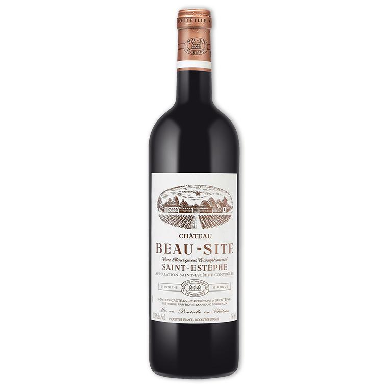 Red Wine,Château Beau-Site 柏瑟酒堡中級酒莊紅酒