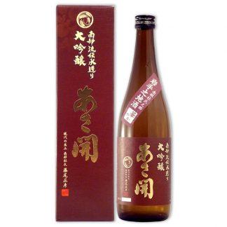Sake,南部流伝承造り大吟醸,南部流傳承造大吟釀,720mL