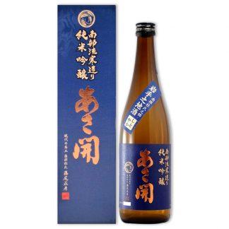 Sake,南部流寒造り純米吟醸,南部流寒造純米吟釀,720mL