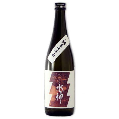 Sake,純米大辛口 水神,水神純米大辛口,720mL
