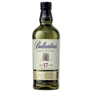 Whisky,Ballantine's 17 Years Blended Scotch Whisky 百齡罈17年調和威士忌,700mL