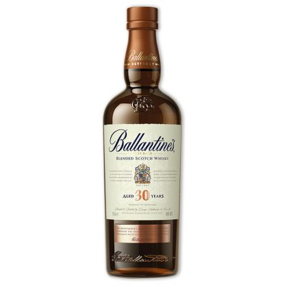 Whisky,Ballantine's 30 Years Blended Scotch Whisky 百齡罈30年調和威士忌,700mL