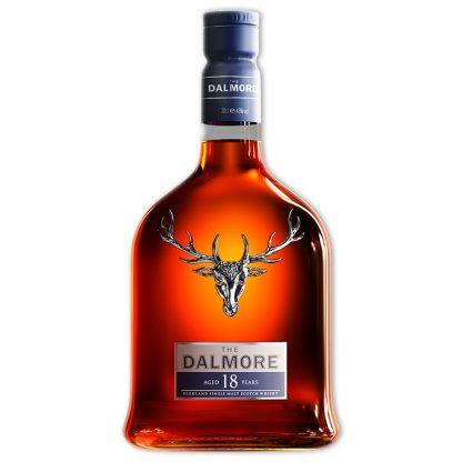 Whisky,Dalmore 18 Year Single Malt Whisky 大摩18年單一純麥威士忌,700mL