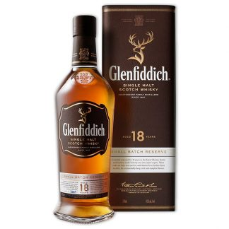 Whisky,Glenfiddich 18 Years Single Malt Scotch Whisky 格蘭菲迪18年單一純麥威士忌,700mL