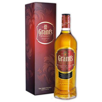 Whisky,Grant's Family Reserve Blended Scotch Whisky 格蘭金筒調和威士忌,700mL