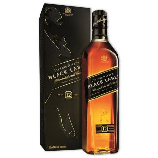 Whisky,Johnnie Walker Black Label 12 Years Blended Scotch Whisky 約翰走路黑牌12年調和威士忌,700mL