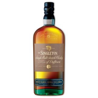 Whisky,Singleton of Dufftown 15 Years Single Malt Scoth Whisky 蘇格登歐洲版15年單一純麥威士忌,700mL